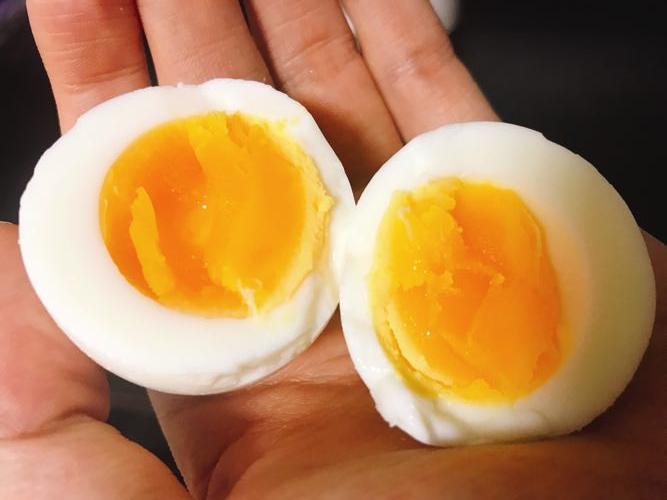 の 作り方 卵 ゆで